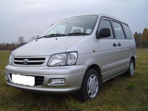 b Toyota Town Ace /b Noah: цена,…