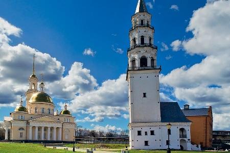 Экскурсии по Свердловской области