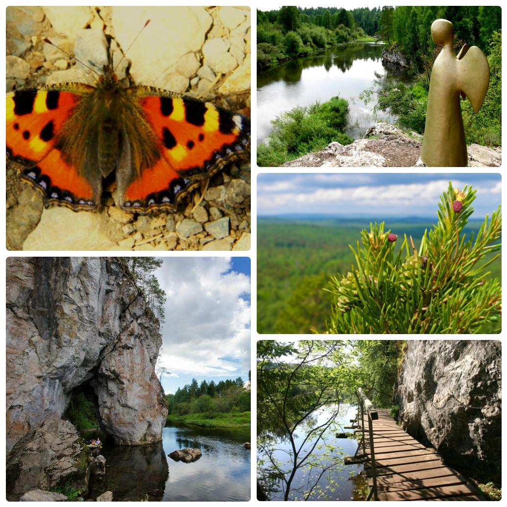 Экскурсия — поход из Екатеринбурга в природный парк «Оленьи Ручьи»