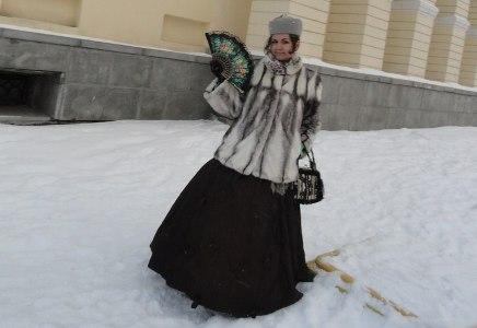 """Фото отчет.Костюмированная экскурсия """"Золотой векъ Екатерiнбурга"""""""