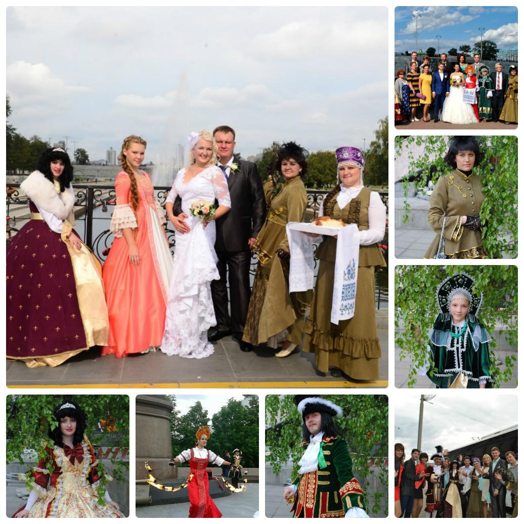 Свадебные экскурсии – настоящий праздник!