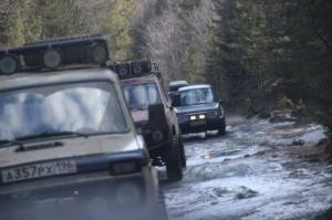 джип-сафари по Среднему Уралу, грязь, дорога, адреналин, эмоции