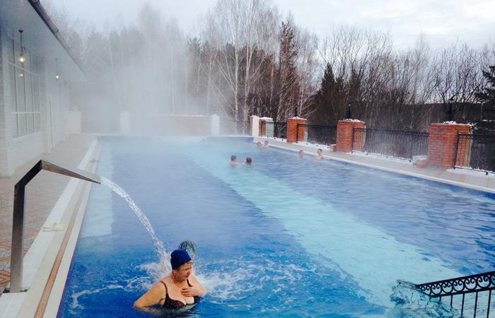 В Алматинской области открылся туристский сезон на термальных источниках