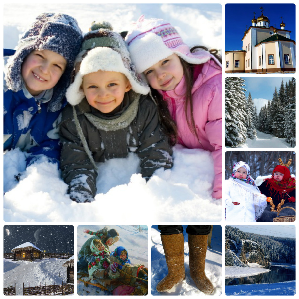 Новый год 2019 на базе отдыха Свердловская область