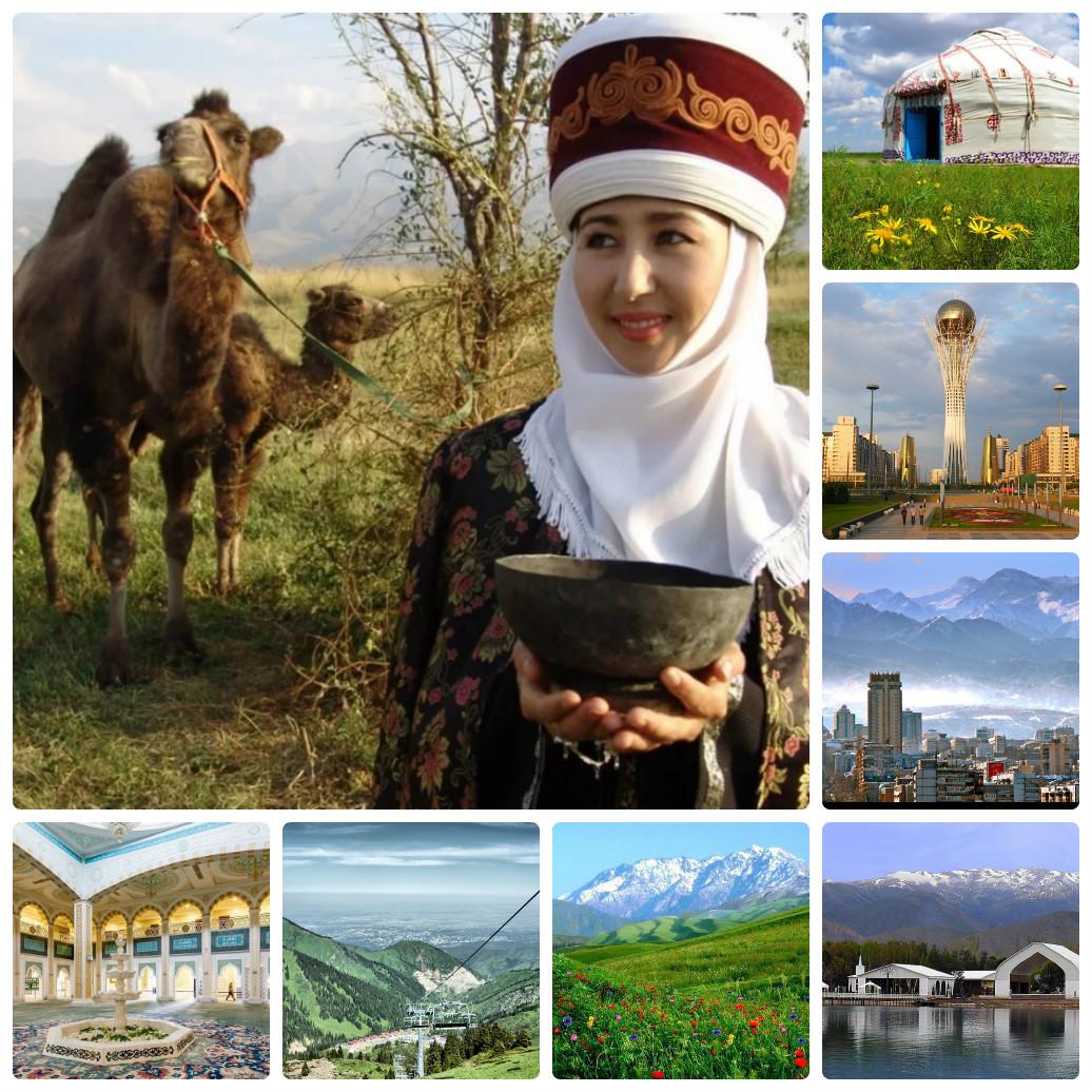 Автобусный тур из Екатеринбурга в Алматы Южный Казахстан