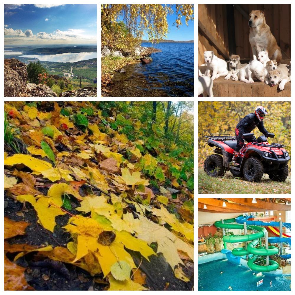 Автобусный тур из Екатеринбурга в Башкирию «Золотая Осень»